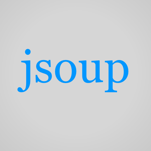 jsoup Java HTML Parser, with best of DOM, CSS, and jquery